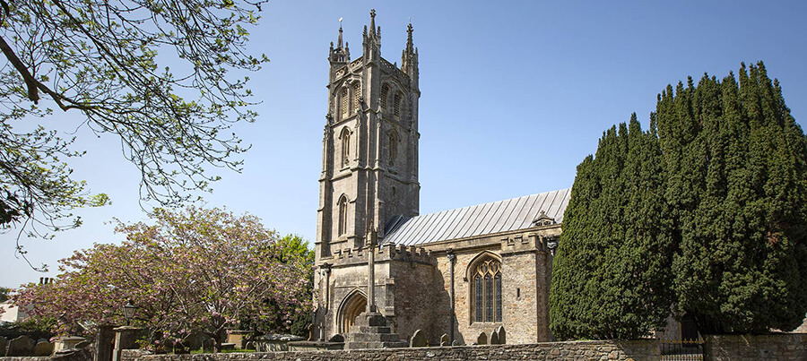 Backwell Church